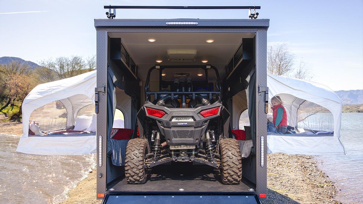 Camping Hacks Panosundaki Pin